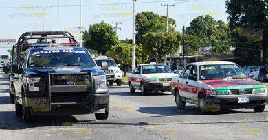 Se va la Fuerza Civil de Tihuatlán y llega la Policía Estatal