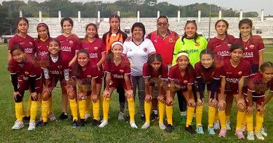 Selección de Poza Rica Sub-15 de Futbol Femenil