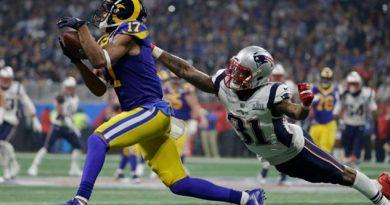 Super Bowl LIII, con el peor raiting en una década