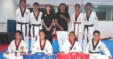 Taekwondoines veracruzanos al U.S. Open de Taekwondo 2019