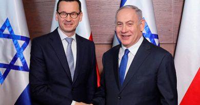 Tensión entre Israel y Polonia cancela cumbre de líderes europeos con Netanyahu