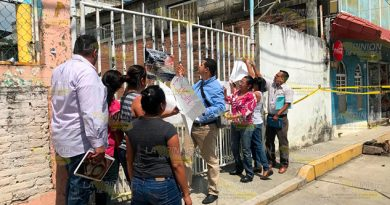 Termina paro en la primaria Fulgencio Joffre de Tihuatlán