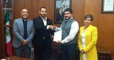 Toma protesta SEV a nuevo Director del Tecnológico de Alvarado