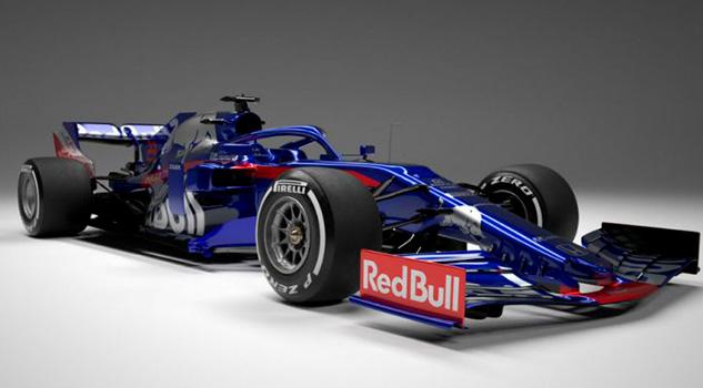Toro Rosso y Williams presentan sus nuevos bólidos para F1