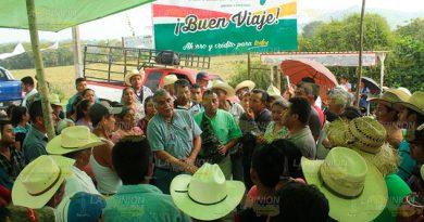 Tras 33 horas de bloqueo, habitantes abren paso a municipios del Totonacapan