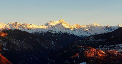 Una avalancha sepulta a varios esquiadores en Suiza