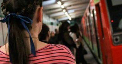 Víctimas de acoso 4 de cada 10 mujeres en metro de CDMX