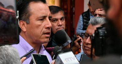 Vamos a reforzar la seguridad, eso tenganlo seguro: Cuitláhuac García