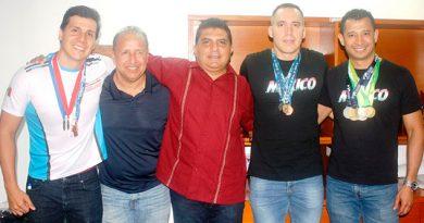 Veracruzanos al Mundial Master de Natación en Corea