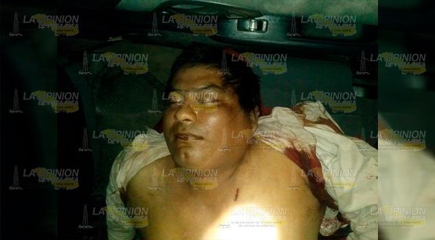 Lo asesinan con arma punzo cortante en Joloapan