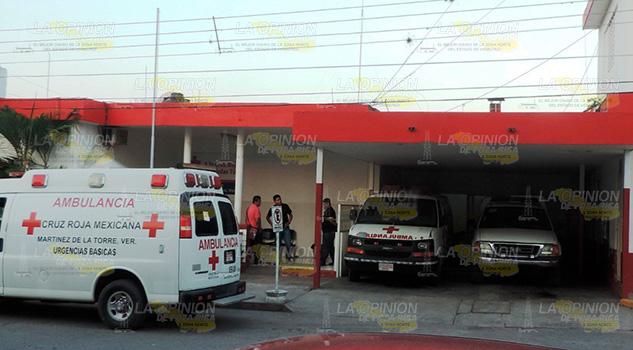 Bebé muere en instalaciones de la Cruz Roja de Martínez de la Torre