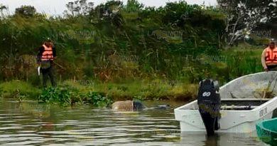 Encuentran cuerpo flotando del que se ahogó en Nautla