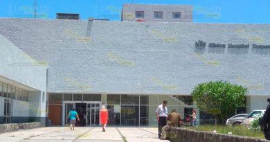Reprochan atención del ISSSTE en Tuxpan