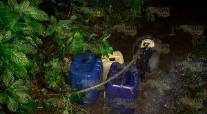 Xicotepec con más de diez zonas para el robo de gasolina
