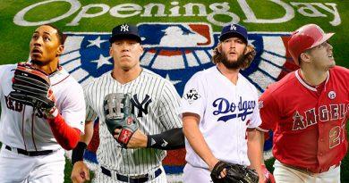 ¡Abran paso al Rey! Inicia Temporada 2019 de MLB