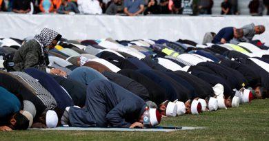Nueva Zelanda honra a víctimas de ataque terrorista en Christchurch