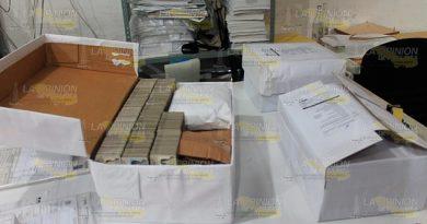 6 mil credenciales del INE serán destruidas en Papantla