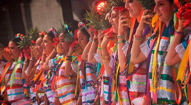 66 grupos folklóricos se reunirán en Xalapa