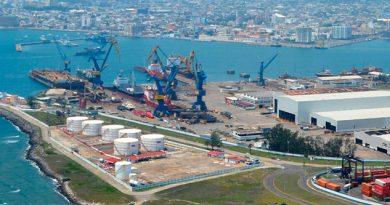 AMLO inauguraría el nuevo puerto de Veracruz en julio