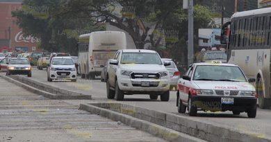 Abren dos carriles del bulevar Poza Rica - Coatzintla por Cumbre Tajín
