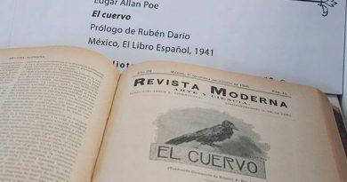 Abren muestra de Edgar Allan Poe en la Biblioteca México