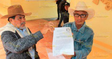 Acusan a agente de vender áreas verdes en comunidad de Papantla