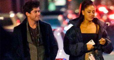 Ariana Grande sale a cenar con uno de sus ex novios