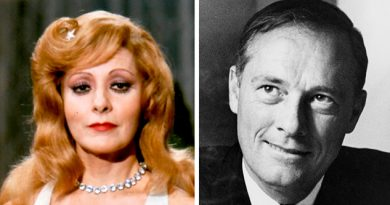 Así fue el romance de Silvia Pinal y el abuelo de Paris Hilton que pocos conocen