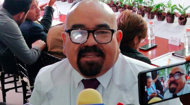 Asegura Secretario de Salud que se abasteció de medicamentos al CECAN en Xalapa