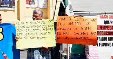 Auditoría a la Cumbre, piden totonacos de Papantla