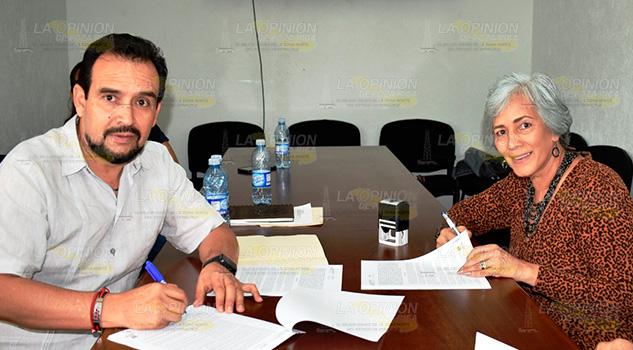Ayuntamiento de Tlapacoyan e INSUS firman convenio de colaboración