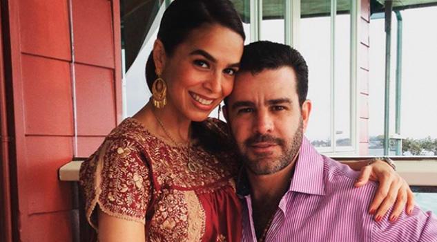 Biby Gaytán y Eduardo Capetillo podrían tener un reality show con sus hijos
