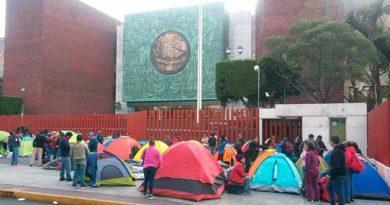 CNTE anuncia paro de labores en Oaxaca y marchas en CDMX