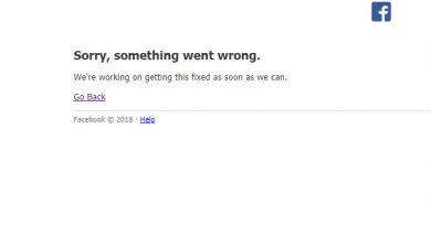 Se cae Facebook... otra vez