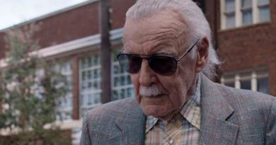 Capitana Marvel el cameo y tributo más emotivo a Stan Lee