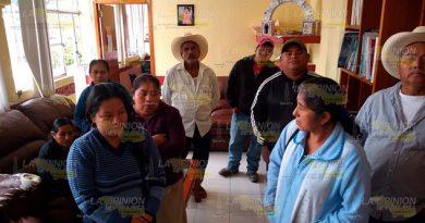 Clausuran tomas de agua en Arenal, comunidad de Espinal