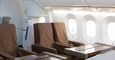Comienza la venta del avión presidencial; publican oferta en Naciones Unidas