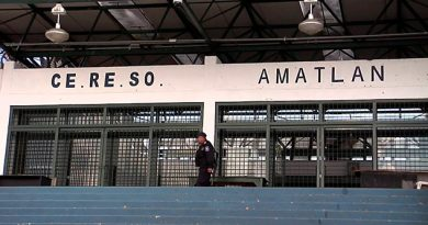Controlada riña en penal de La Toma en Amatlán