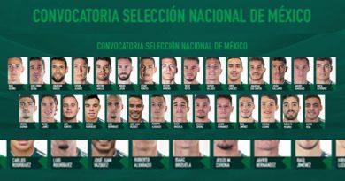 Convocatoria Tricolor: Con 12 'extranjeros'