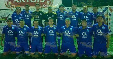Cuates FC gana con goleada
