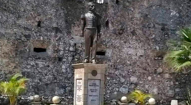 Cuidado y me dañas la estatua de Porfirio Díaz: exalcalde de Orizaba