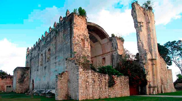 Declaran área de Tihosuco, en Quintana Roo, Zona de Monumentos Históricos