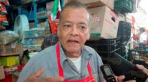 Dejan inconclusa rehabilitación de la red eléctrica en mercado de Tuxpan