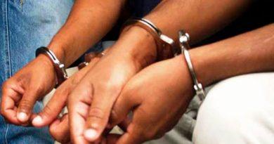 Detienen a 2 exdelegados de Seguridad Pública por desaparición forzada