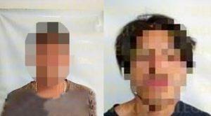 Detienen a 2 personas por posesión ilegal de arma de fuego