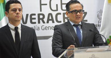 Detienen a otro presunto asesino de la hija de diputada de Morena, informa Fiscalía de Veracruz