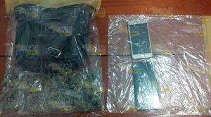 Detienen a policía de Espinal por posesión de marihuana