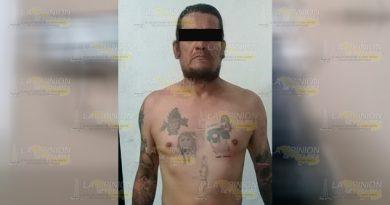 Detienen a sujeto con arma de fuego en el centro de Tuxpan