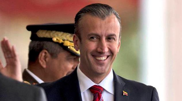 E.U.A procesa a ministro venezolano por violar las sanciones a capos de la droga