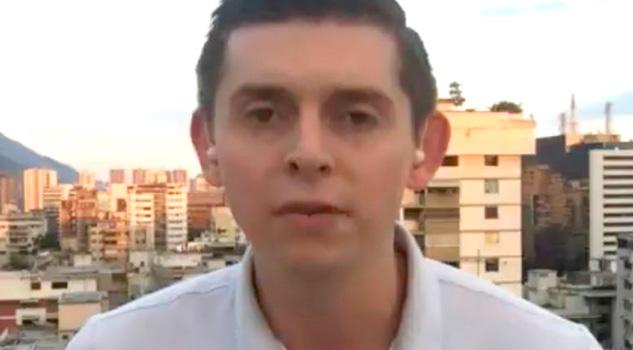EU exige a Venezuela la liberación inmediata del periodista Cody Weddle